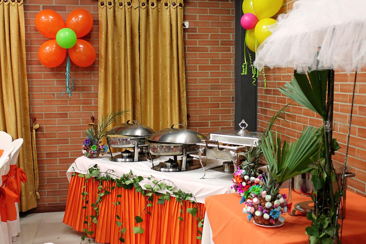 Decoracion Quincea?eras Hawaiano ~ Decoracion Fiesta Hawaiana De 15 Anos